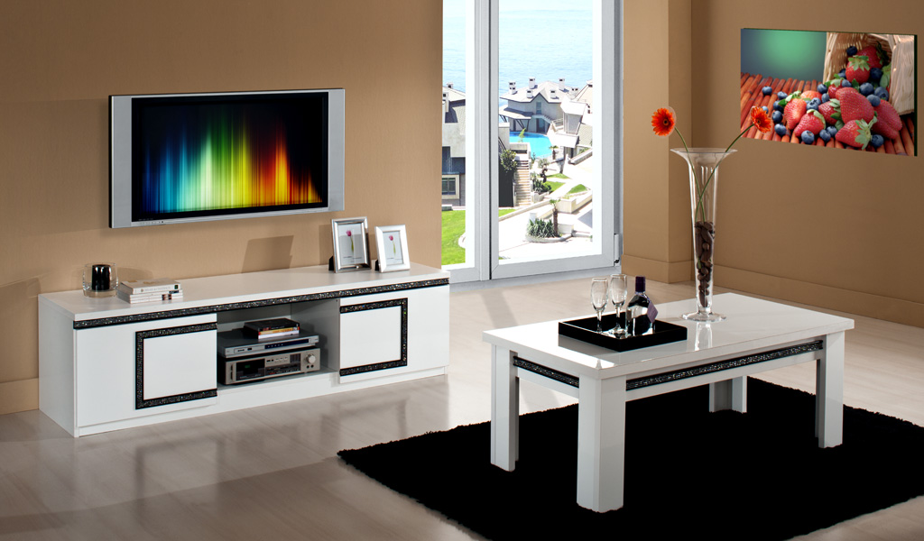 Complements -> Table Tv En Coin