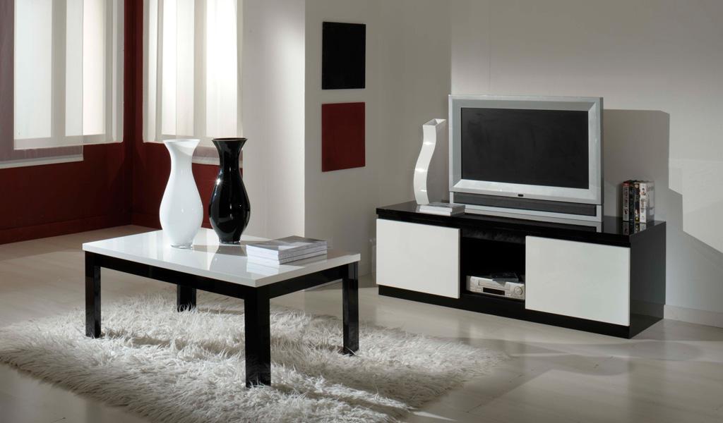 Complementi - Porta tv nero ...